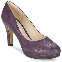 鞋子 女士 高跟鞋 Clarks 其乐 CRISP KENDRA 紫罗兰