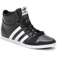 鞋子 男士 高帮鞋 Adidas Originals 阿迪达斯三叶草 ADILAGO MID 黑色 / 白色