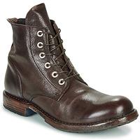 鞋子 男士 短筒靴 Moma CUSNA EBANO 棕色