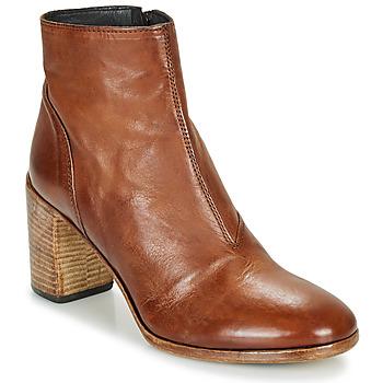 鞋子 女士 短靴 Moma STELLA BRANDY 棕色