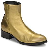 鞋子 女士 短靴 Moma NJ ORO 金色