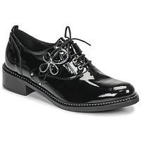 鞋子 女士 德比 Regard ROAZU V2 VERNIS 黑色