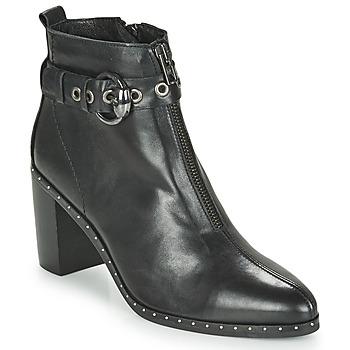 鞋子 女士 短靴 Philippe Morvan BAXEL3 V1 MAIA 黑色