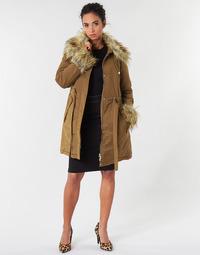衣服 女士 棉衣 Marciano NEW GLAM 棕色