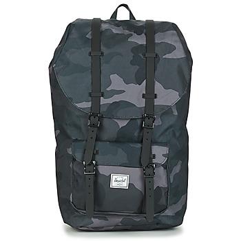 包 雙肩包 Herschel LITTLE AMERICA 迷彩