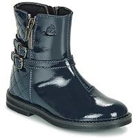鞋子 女孩 短筒靴 Citrouille et Compagnie LIMIDOU 蓝色