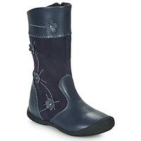 鞋子 女孩 都市靴 Citrouille et Compagnie AMATIS 海蓝色