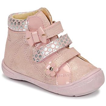 鞋子 女孩 短筒靴 Citrouille et Compagnie HODIL 玫瑰色