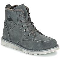 鞋子 男孩 短筒靴 Citrouille et Compagnie LISITON 灰色