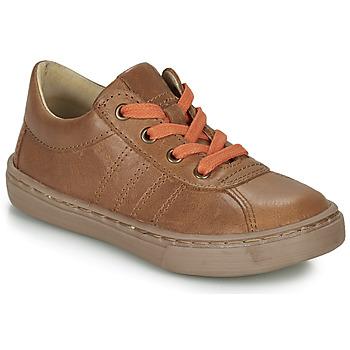 鞋子 男孩 德比 Citrouille et Compagnie LUKITO 驼色