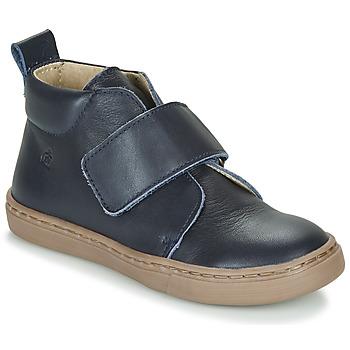 鞋子 男孩 短筒靴 Citrouille et Compagnie FOJAMO 海藍色