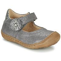 鞋子 女孩 平底鞋 Citrouille et Compagnie LASKIMA 灰色