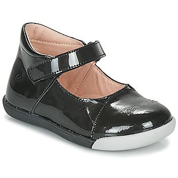 鞋子 女孩 平底鞋 Citrouille et Compagnie LAKALA 黑色
