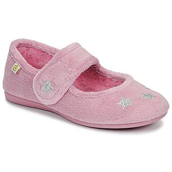 鞋子 女孩 拖鞋 Citrouille et Compagnie LAFIFOU 玫瑰色