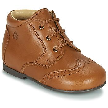 鞋子 儿童 短筒靴 Citrouille et Compagnie LIMETTE 驼色