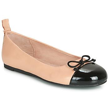 鞋子 女孩 平底鞋 Citrouille et Compagnie LIOGE 裸色 / 黑色