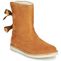 鞋子 女孩 短筒靴 Citrouille et Compagnie LILINA 駝色