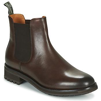 鞋子 男士 短筒靴 Polo Ralph Lauren BRYSON CHLS 棕色