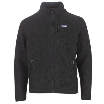 衣服 男士 抓绒衣 Patagonia 巴塔哥尼亚 M'S RETRO PILE JKT 黑色