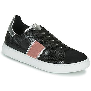 鞋子 女士 球鞋基本款 Yurban LIEO 黑色