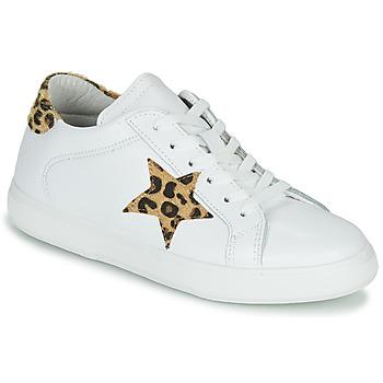 鞋子 女士 球鞋基本款 Yurban LAMBANE 白色