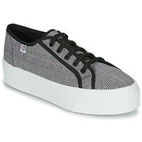 鞋子 女士 球鞋基本款 Yurban SUPERTELA 黑色 / 白色