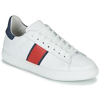 鞋子 女士 球鞋基本款 Yurban LIEO 白色