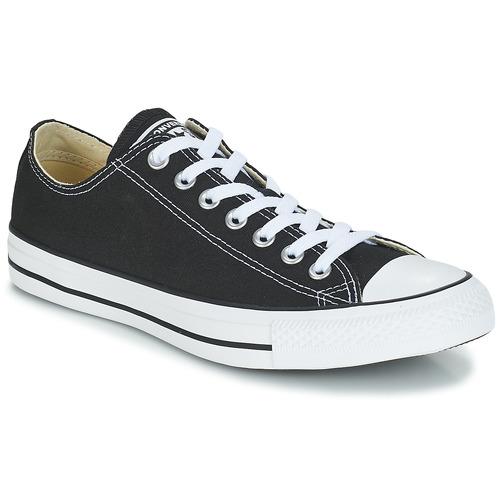 鞋子 球鞋基本款 Converse 匡威 CHUCK TAYLOR ALL STAR CORE OX 黑色