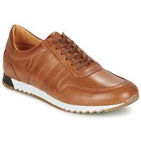 鞋子 男士 球鞋基本款 So Size FELIX 駝色