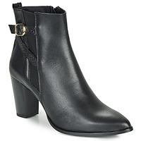 鞋子 女士 短靴 So Size AURELIO 黑色