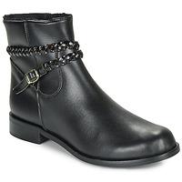 鞋子 女士 短筒靴 So Size OSCARDO 黑色