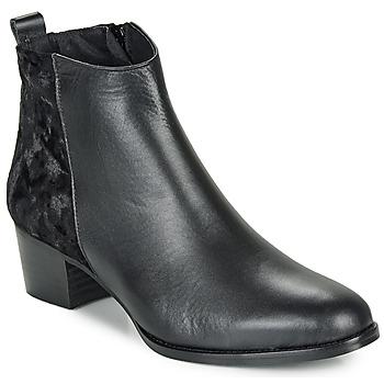 鞋子 女士 短靴 So Size GUILERMO 黑色