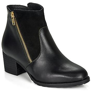 鞋子 女士 短靴 So Size FELICIO 黑色