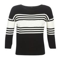 衣服 女士 羊毛衫 Guess VIOLANTE 黑色 / 白色