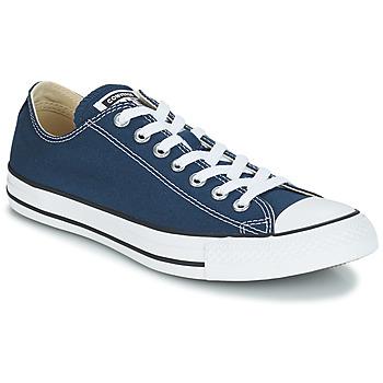 鞋子 球鞋基本款 匡威 CHUCK TAYLOR ALL STAR CORE OX 海蓝色