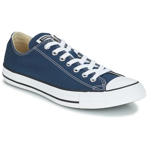 鞋子 球鞋基本款 Converse 匡威 CHUCK TAYLOR ALL STAR CORE OX 海蓝色