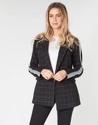 衣服 女士 大衣 Benetton SUDIDEL 黑色