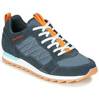 鞋子 男士 球鞋基本款 Merrell 迈乐 ALPINE SNEAKER 蓝色 / 橙色
