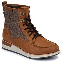 鞋子 女士 短筒靴 Merrell 迈乐 ROAM MID 棕色