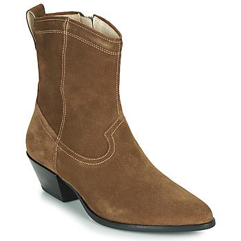 鞋子 女士 短靴 Vagabond EMILY 灰褐色