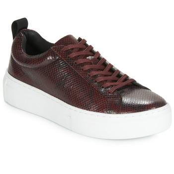 鞋子 女士 球鞋基本款 Vagabond ZOE PLATFORM 波尔多红
