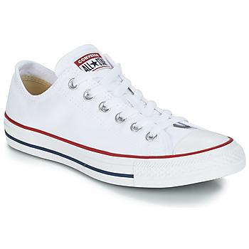 鞋子 球鞋基本款 Converse 匡威 CHUCK TAYLOR ALL STAR CORE OX 白色 / Optical