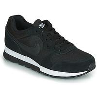 鞋子 女士 球鞋基本款 Nike 耐克 MD RUNNER 2  W 黑色