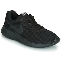 鞋子 女士 球鞋基本款 Nike 耐克 TANJUN W 黑色