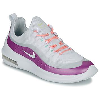 鞋子 女士 球鞋基本款 Nike 耐克 AIR MAX AXIS W 白色 / 紫羅蘭