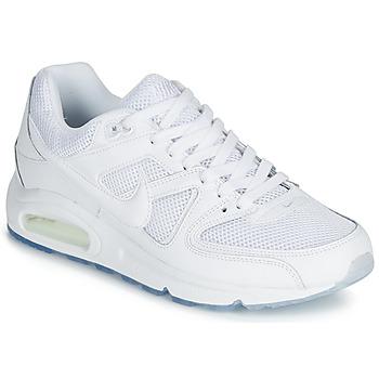 鞋子 男士 球鞋基本款 Nike 耐克 AIR MAX COMMAND 白色