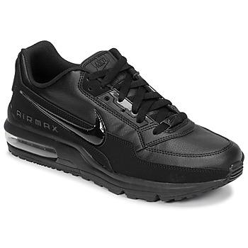 鞋子 男士 球鞋基本款 Nike 耐克 AIR MAX LTD 3 黑色