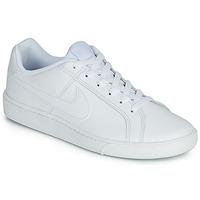 鞋子 男士 球鞋基本款 Nike 耐克 COURT ROYALE 白色