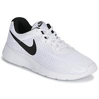鞋子 男士 球鞋基本款 Nike 耐克 TANJUN 白色 / 黑色
