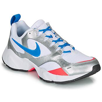 鞋子 男士 球鞋基本款 Nike 耐克 AIR HEIGHTS 白色 / 藍色 / 橙色